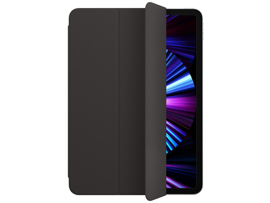 Smart Folio for 11-inch iPad Pro (2nd,3rd, Air 4th gen) - Black 2021 4