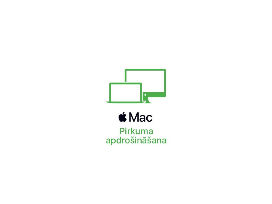MacBook Pro 13'' apdrošināšana uz 36 mēnešiem (pašrisks 50 eur) 0