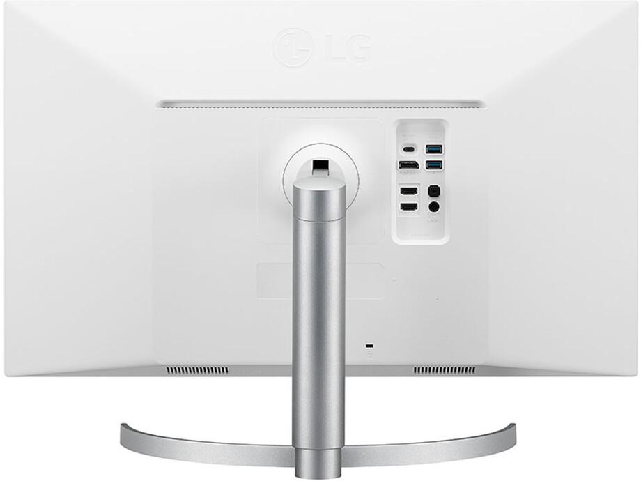 Monitors LG 27UL850-W 27'' 4K Panel IPS 3840x2160 16:9 60 Hz 5 ms Speakers 27UL850-W 5