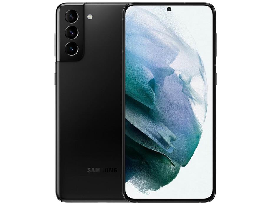 Samsung Galaxy S21+ 5G Phantom Black 8+128GB 0