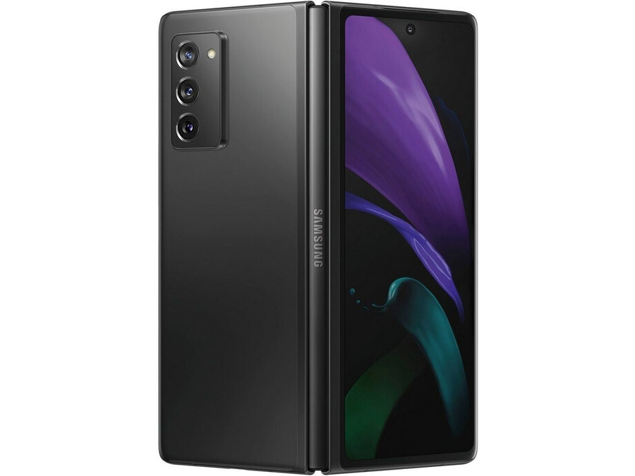Viedtālrunis Samsung Galaxy Z Fold2 5G Mystic Black 3
