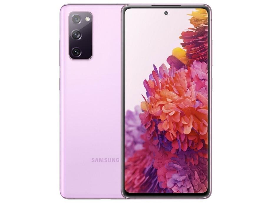Viedtālrunis Samsung Galaxy S20 FE Cloud Lavender 0