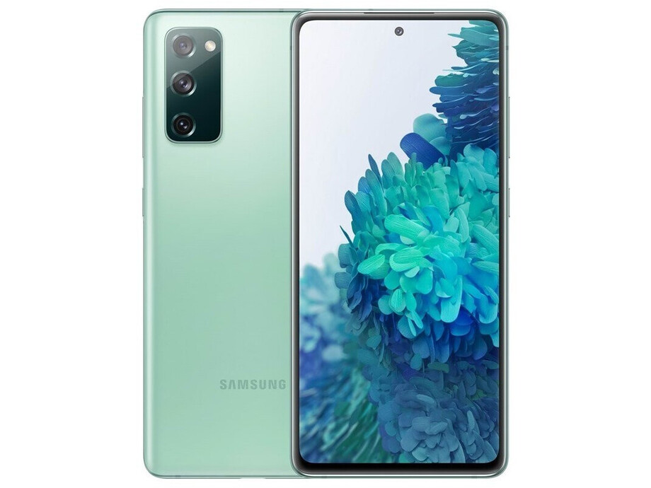 Viedtālrunis Samsung Galaxy S20 FE Cloud Mint 0