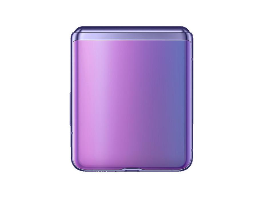 Mobīlais telefons SAMSUNG Galaxy Z Flip 256GB Mirrow Purple 4