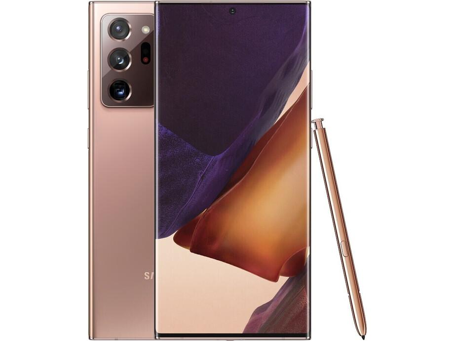 Viedtālrunis Samsung Galaxy Note 20 Ultra 5G Mystic Bronze 0