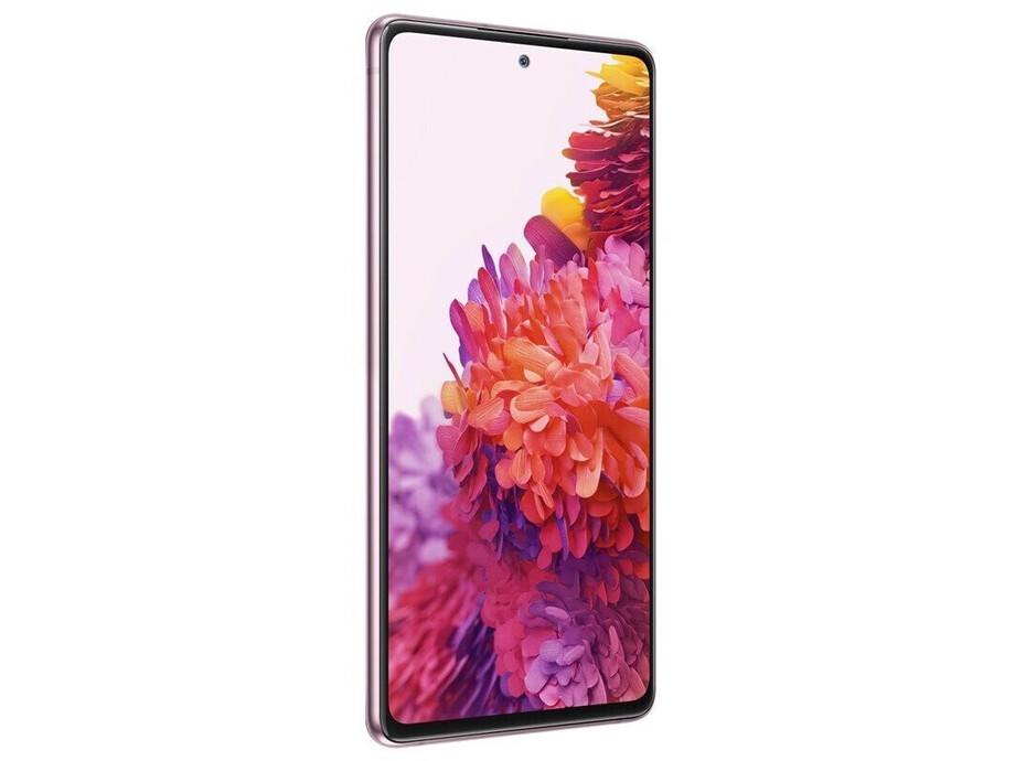 Viedtālrunis Samsung Galaxy S20 FE Cloud Lavender 3