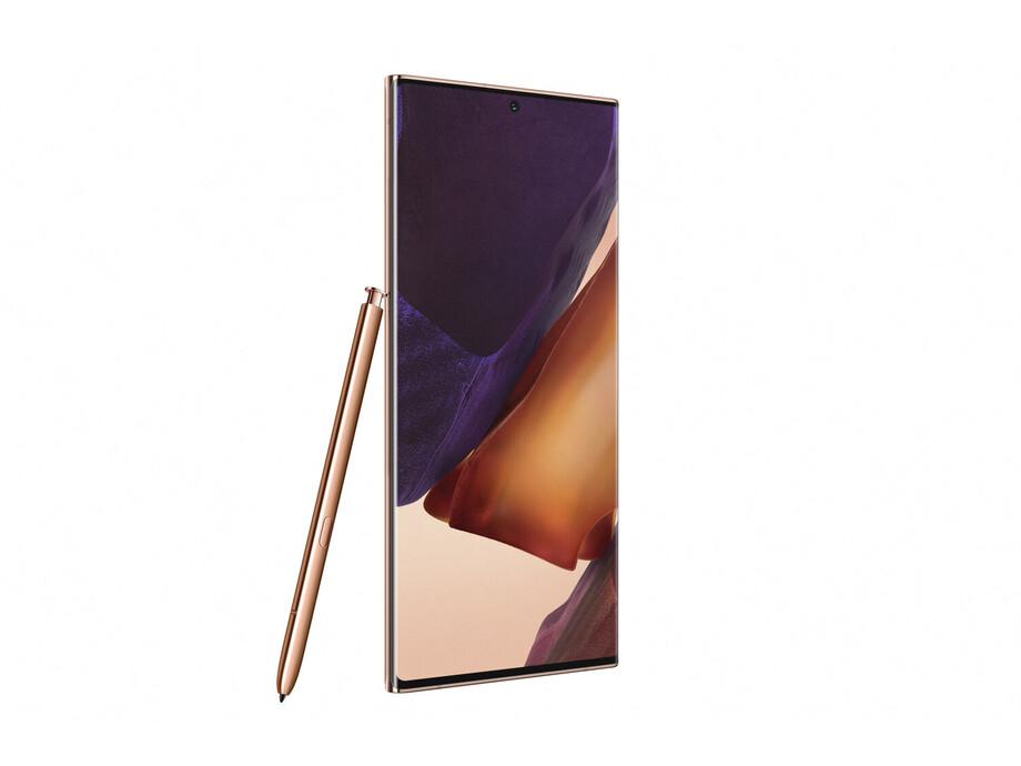 Viedtālrunis Samsung Galaxy Note 20 Ultra 5G Mystic Bronze 4