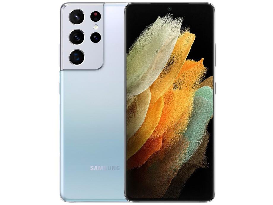 Samsung Galaxy S21 Ultra 5G Phantom Silver 12+256GB 0