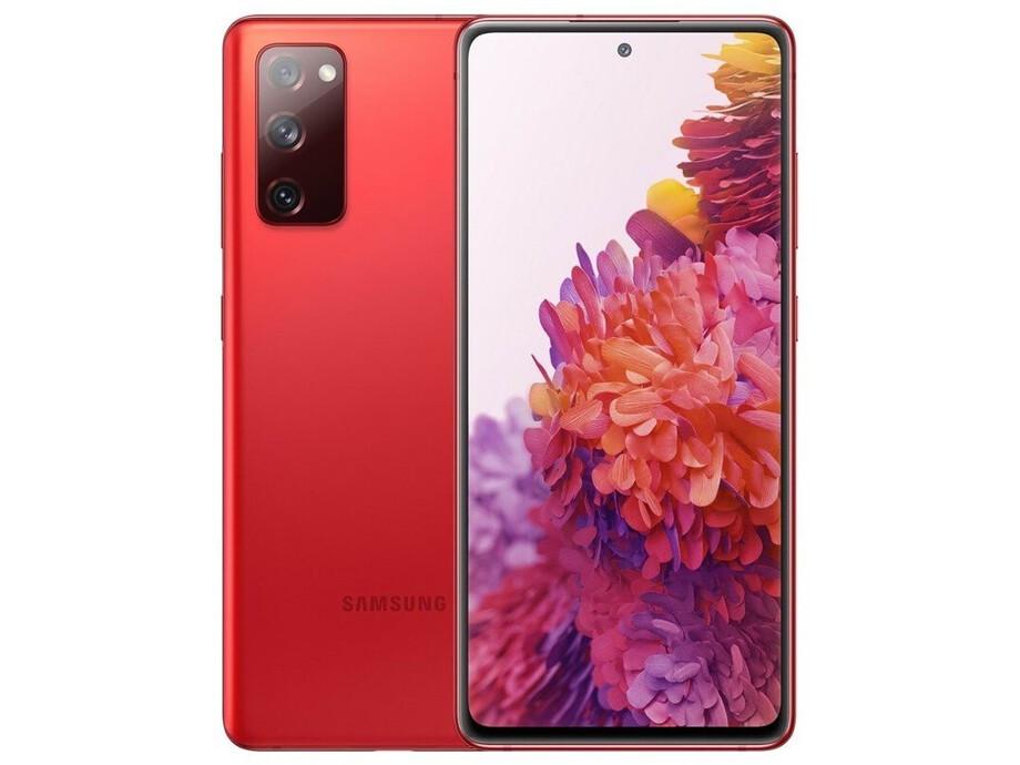 Viedtālrunis Samsung Galaxy S20 FE Cloud Red 0