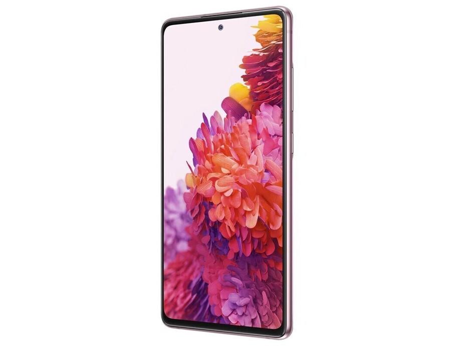 Viedtālrunis Samsung Galaxy S20 FE Cloud Lavender 4