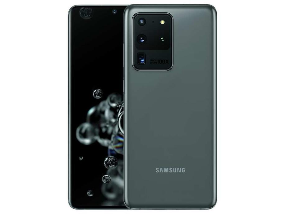 Mobīlais telefons SAMSUNG Galaxy S20 Ultra 5G 128gb cosmic grey 0