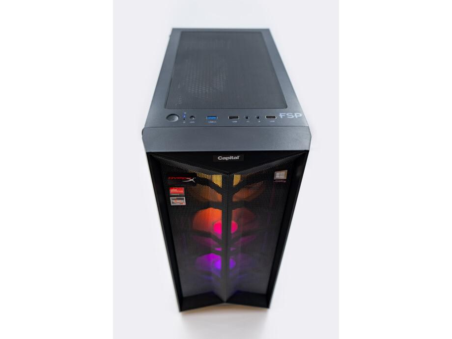 Dators Capital NEO X Study&Play /R3-4300GE/16GB/Vega6/500GB/650W/WF/BT/Win10 6