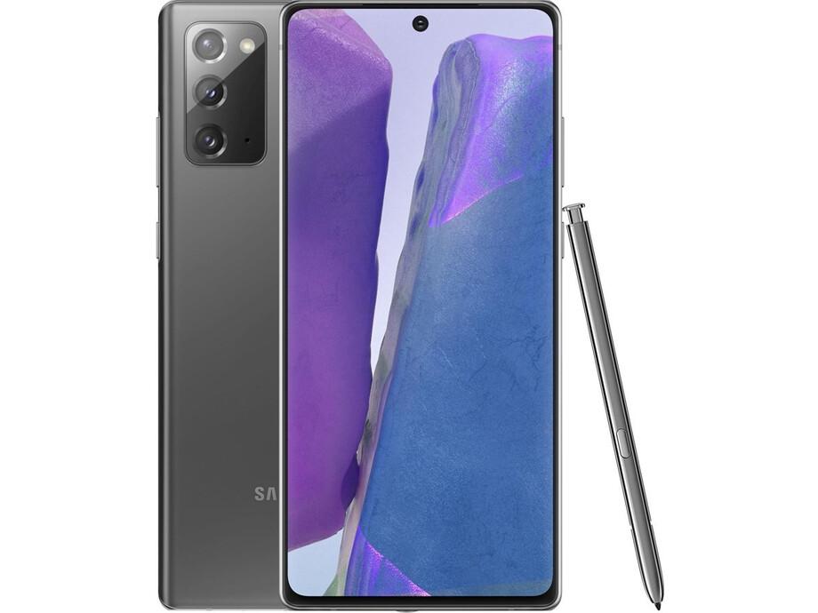 Viedtālrunis Samsung Galaxy Note 20 Mystic Gray 0