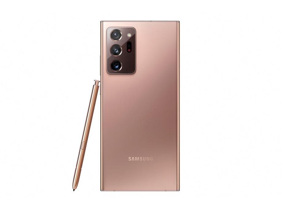 Viedtālrunis Samsung Galaxy Note 20 Ultra 5G Mystic Bronze 5