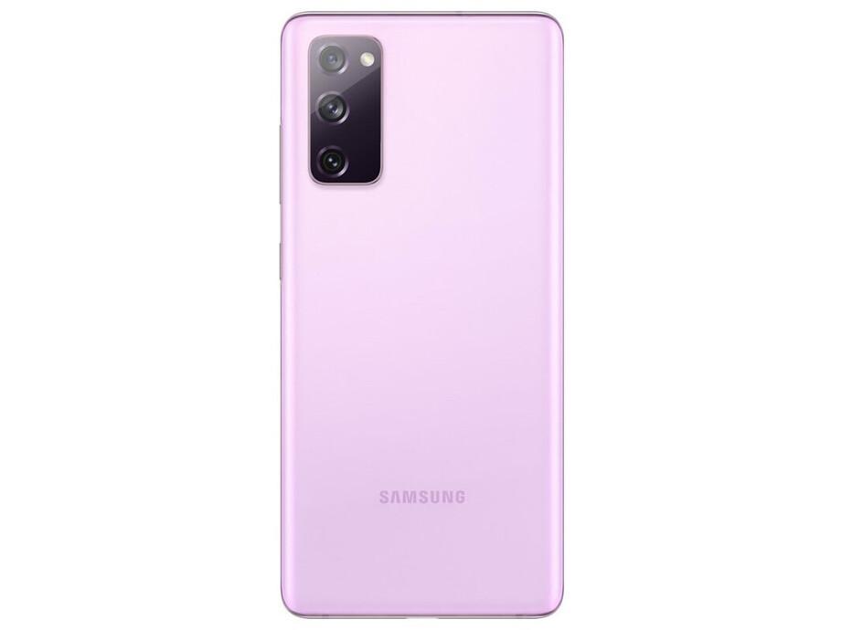 Viedtālrunis Samsung Galaxy S20 FE Cloud Lavender 2