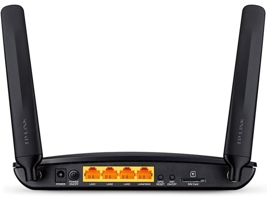 Bezvadu maršrutētājs TP-Link TL-MR6400 Wireless Router (rūteris) 2