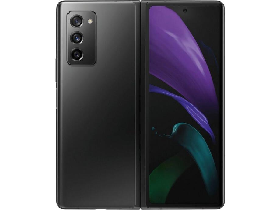 Viedtālrunis Samsung Galaxy Z Fold2 5G Mystic Black 2