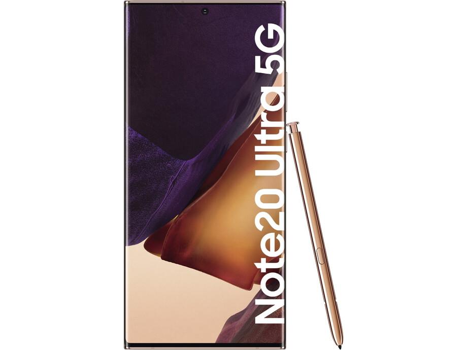 Viedtālrunis Samsung Galaxy Note 20 Ultra 5G Mystic Bronze 1