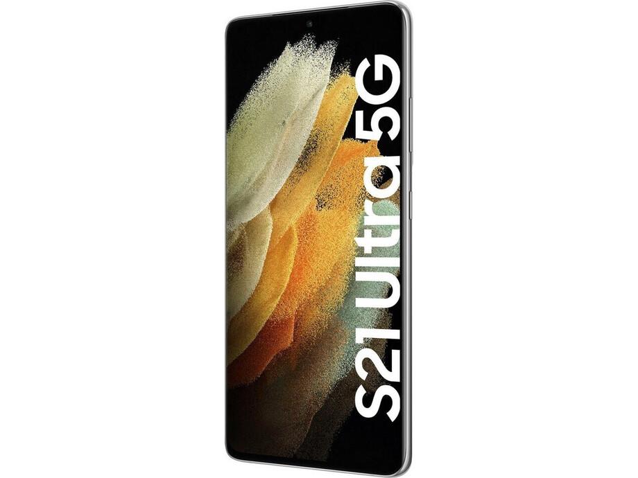 Samsung Galaxy S21 Ultra 5G Phantom Silver 12+128GB 4