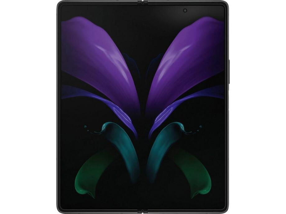 Viedtālrunis Samsung Galaxy Z Fold2 5G Mystic Black 1