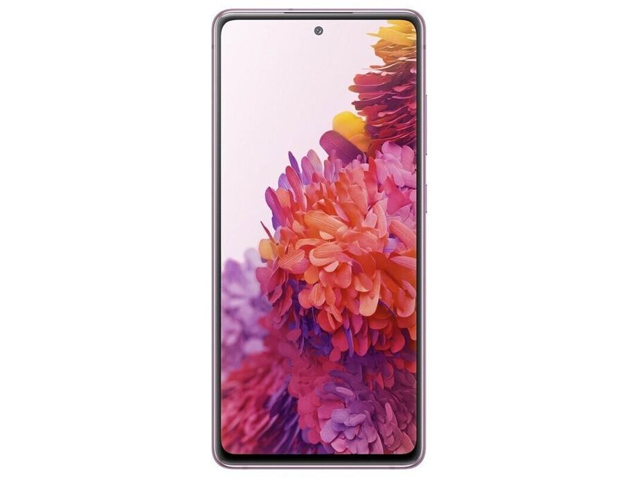 Viedtālrunis Samsung Galaxy S20 FE Cloud Lavender 1