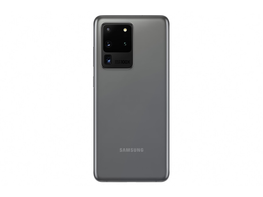 Mobīlais telefons SAMSUNG Galaxy S20 Ultra 5G 128gb cosmic grey 2