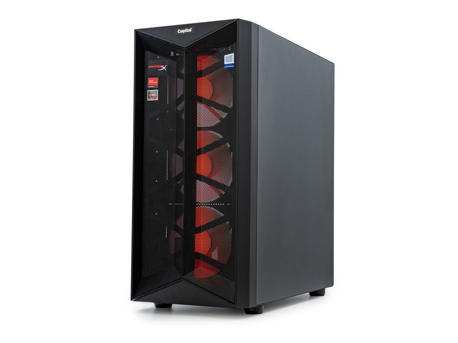 Dators Capital NEO X Study&Play /R3-4300GE/16GB/Vega6/500GB/650W/WF/BT/Win10 4