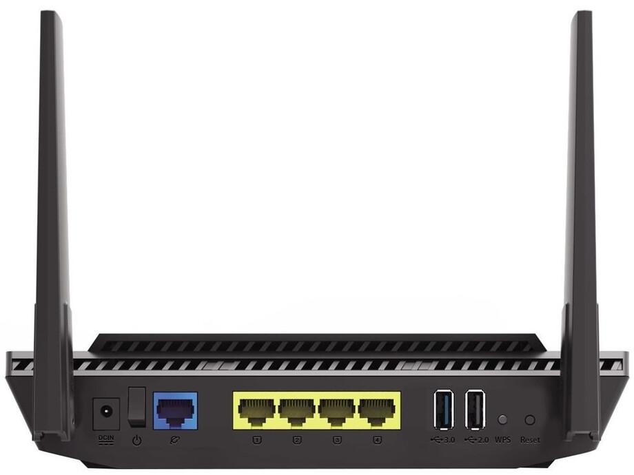 Bezvadu maršrutētājs Asus RT-AX56U 802.11ax Wireless Router (rūteris) 2