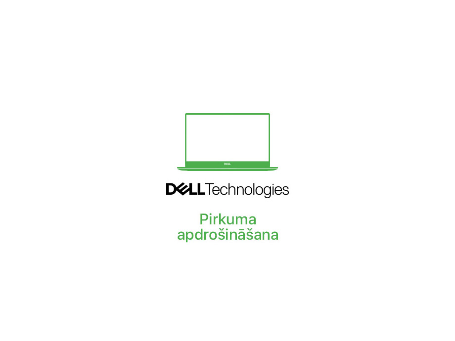 Dell XPS 7590 apdrošināšana uz 36 mēnešiem (pašrisks 50 eur) 0