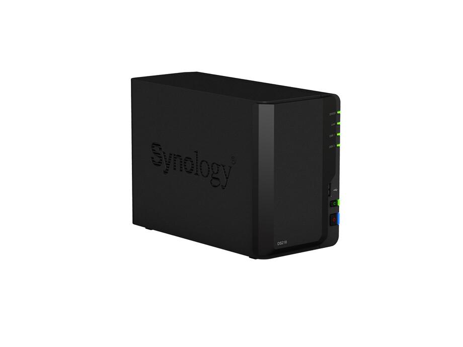 Tīkla disks Synology DiskStation DS218, 2-bay 3