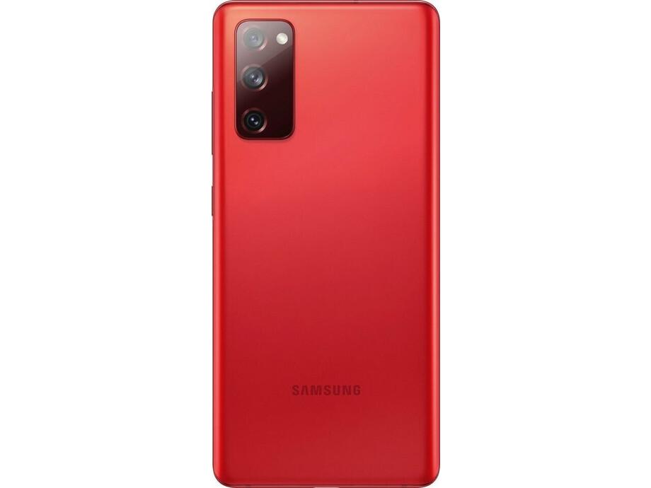 Viedtālrunis Samsung Galaxy S20 FE Cloud Red 2