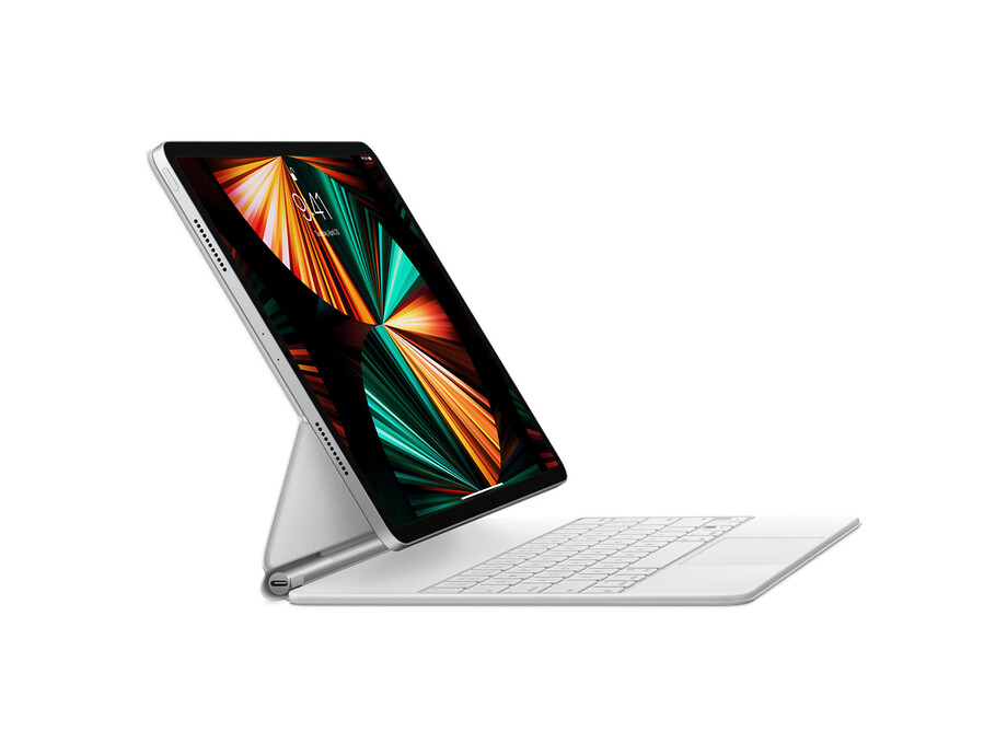 Magic Keyboard for 12.9-inch iPad Pro (3rd,4th,5th gen) INT White 2021 0