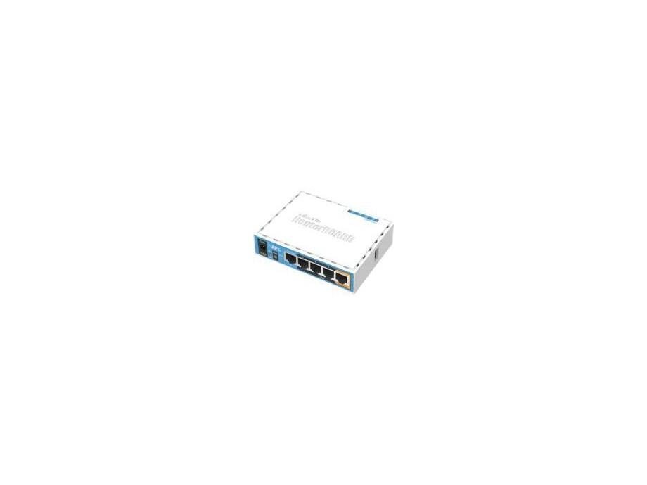 Bezvadu maršrutētājs MikroTik RouterBoard AP hAP ac lite Wireless Router (rūteris) 0