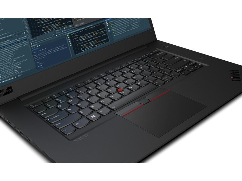 Portatīvais dators Lenovo ThinkPad P1 Gen 3 15.6 FHD i7-10750H/16GB/512GB/NVIDIA Quadro T2000 Max-Q 4GB/WIN10 Pro/ENG Backlit kbd/Black/CO2offset1T 6