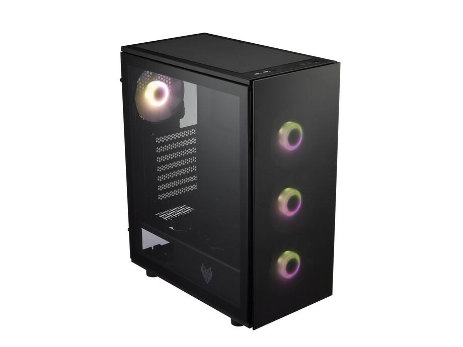 Dators Capital NEO X Quantum /i7-10700F/16GB/RTX3070Ti/500GB/650W/no_OS 7