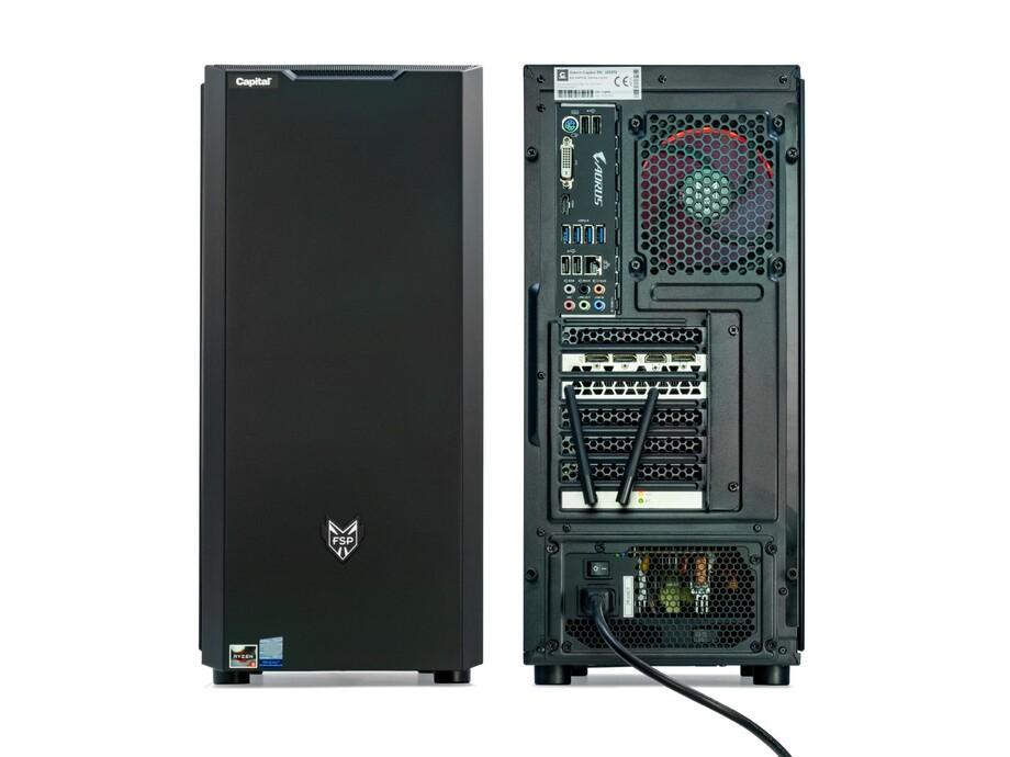 Dators Capital NEO X Apollo /R5-3600X/16GB/RTX3070Ti/500GB/650W/Win10Home 3