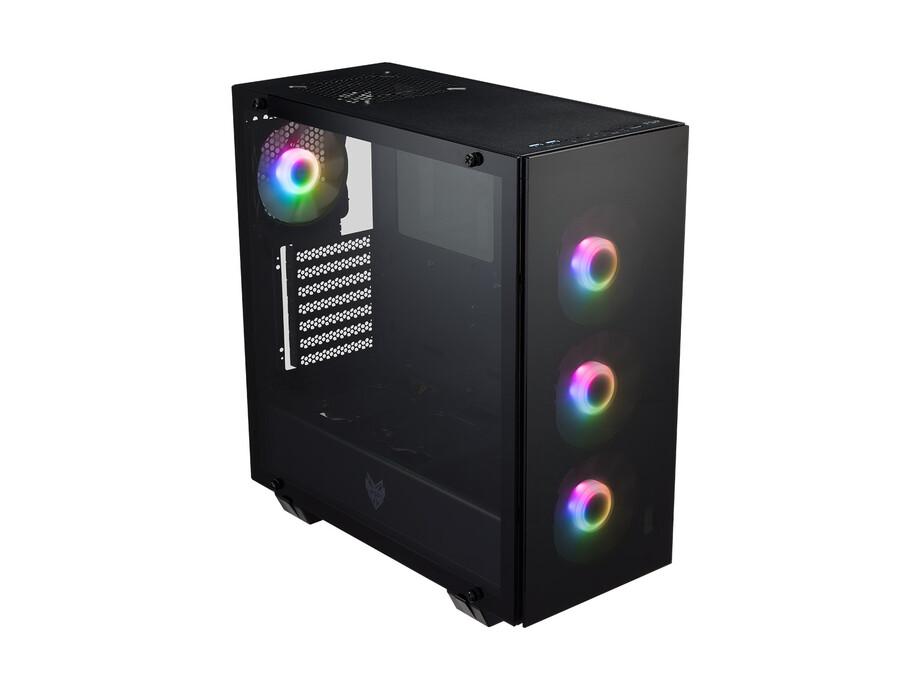 Dators Capital NEO X Quantum /i7-10700F/16GB/RTX3070Ti/500GB/650W/no_OS 1