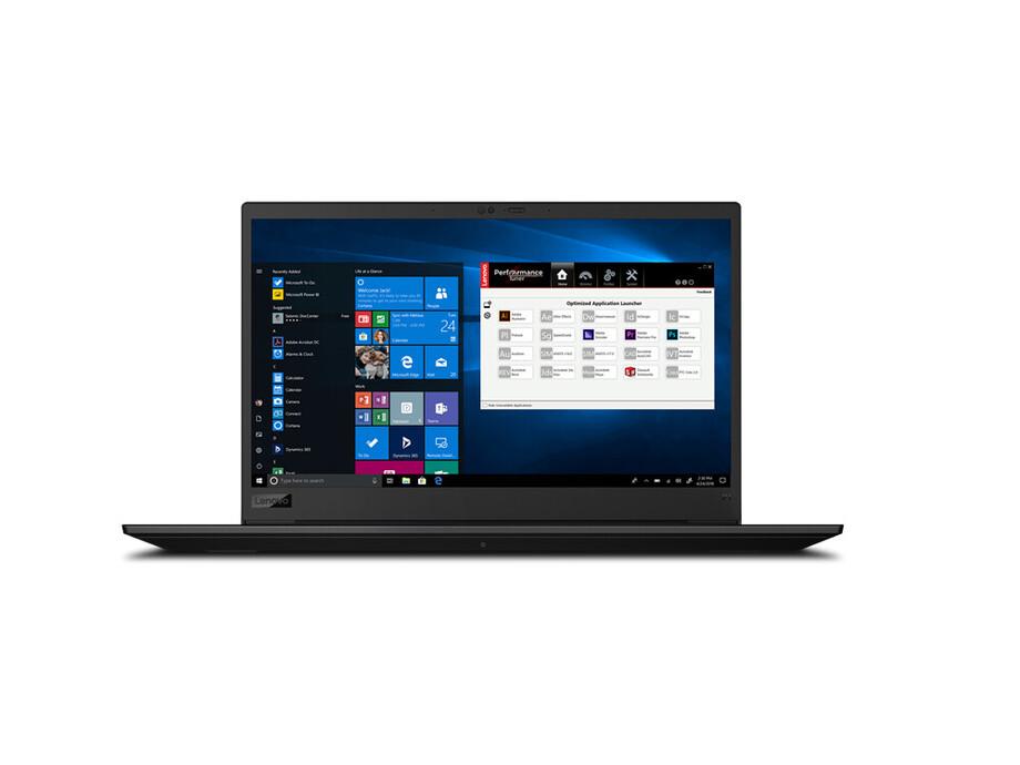 Portatīvais dators Lenovo ThinkPad P1 Gen 3 15.6 FHD i7-10750H/16GB/512GB/NVIDIA Quadro T2000 Max-Q 4GB/WIN10 Pro/ENG Backlit kbd/Black/CO2offset1T 2