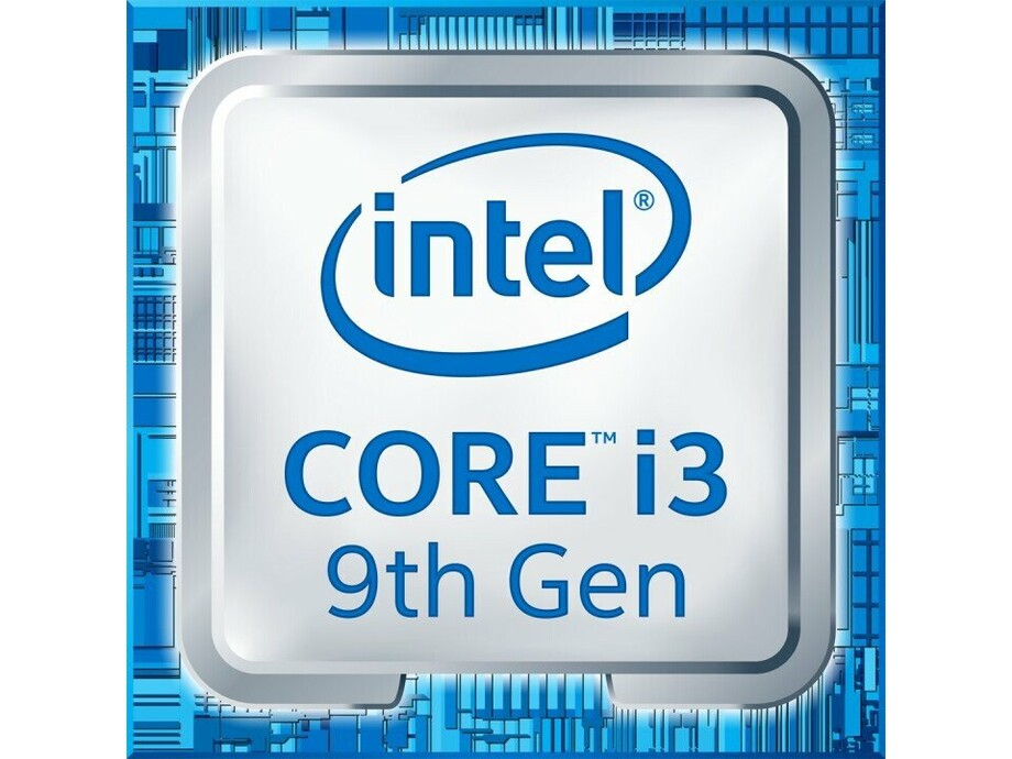 Procesors Intel Core i3-9100, Quad Core, 3.6GHz, 6MB, LGA1151, 14nm, BOX 0